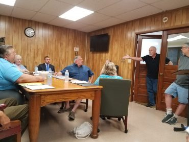 Fate of Curwensville Borough Police Chief Remains Uncertain