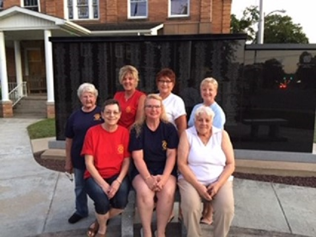 American Legion Auxiliary Elects New Officers
