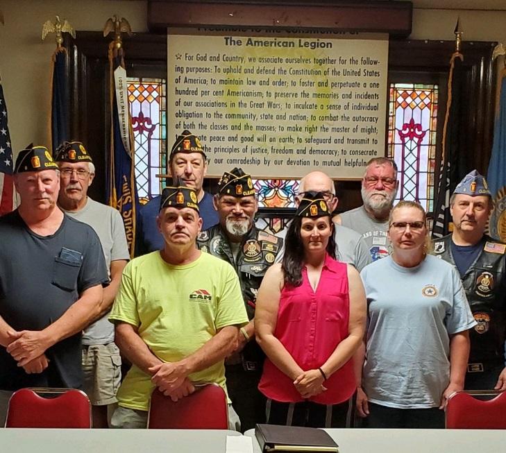 Clearfield American Legion to Celebrate 100th Anniversary
