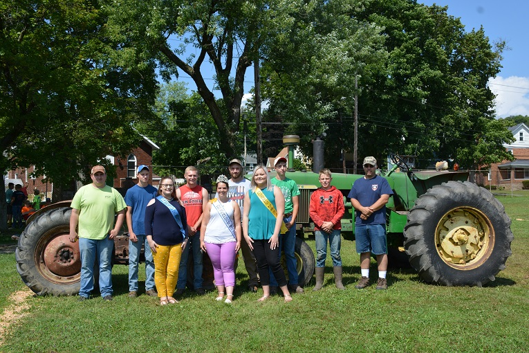 Safe Tractor Driving Winners Announced