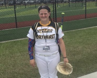 Curwensville Girl Travels to Florida to be Part of USSSA All-American Team