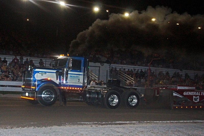 PHOTO SLIDESHOW: Truck & Tractor Pulls at Clearfield Fair
