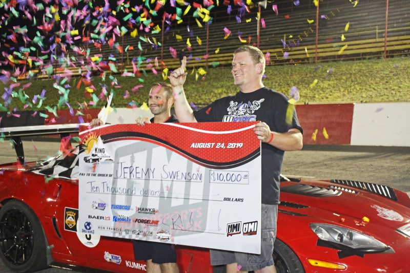 Successful Saturday Night for UMI's King of the Mountain Shootout
