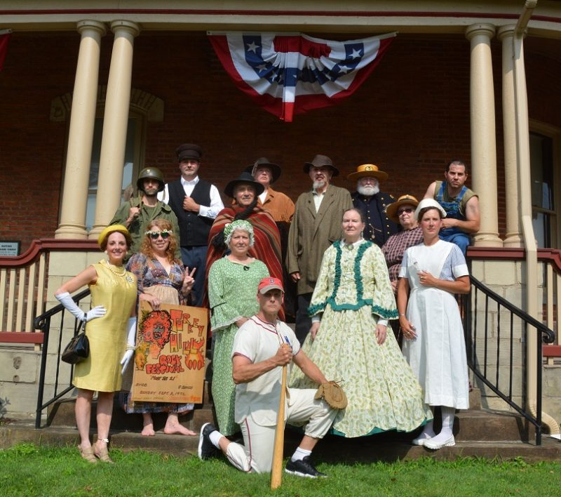 "Clearfield Historical Society to Present ""Night at the Museum"""