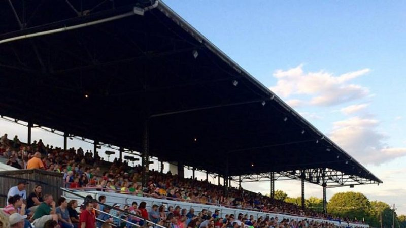 Grandstand at Clearfield County Fairgrounds to Get New Lease on Life