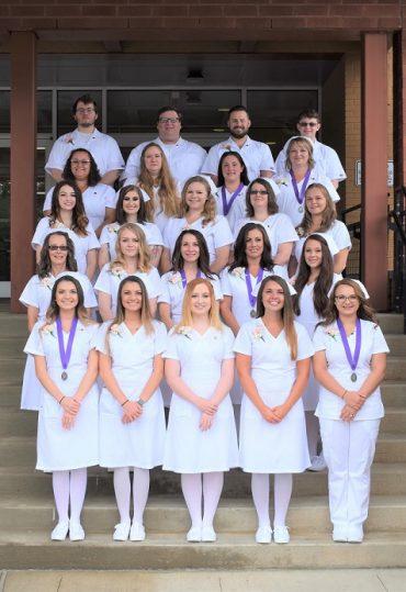 23 Nursing Students Graduate from CCCTC