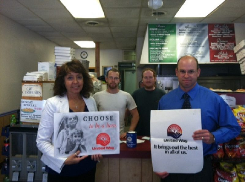Dine-Around Fundraiser to Benefit Clearfield United Way