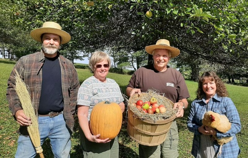 Apple Cider Festival at Bloody Knox Set