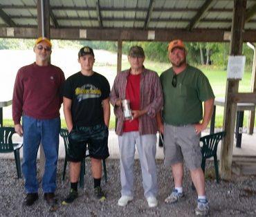 Anderson Creek Sportsmen's Club Holds Groundhog Match