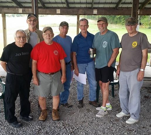 Anderson Creek Sportsmen's Club Holds Deer Target Match