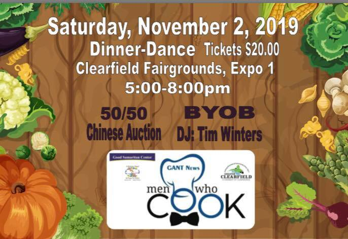 Last Chance:  Win Tickets to the Men Who Cook Event