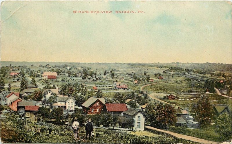 Throwback Thursday: Brisbin Horizon in 1912