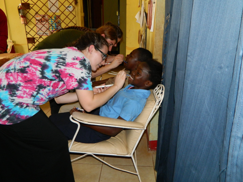 LHU Clearfield Students, Faculty Improve Dental Health in Rural Jamaica