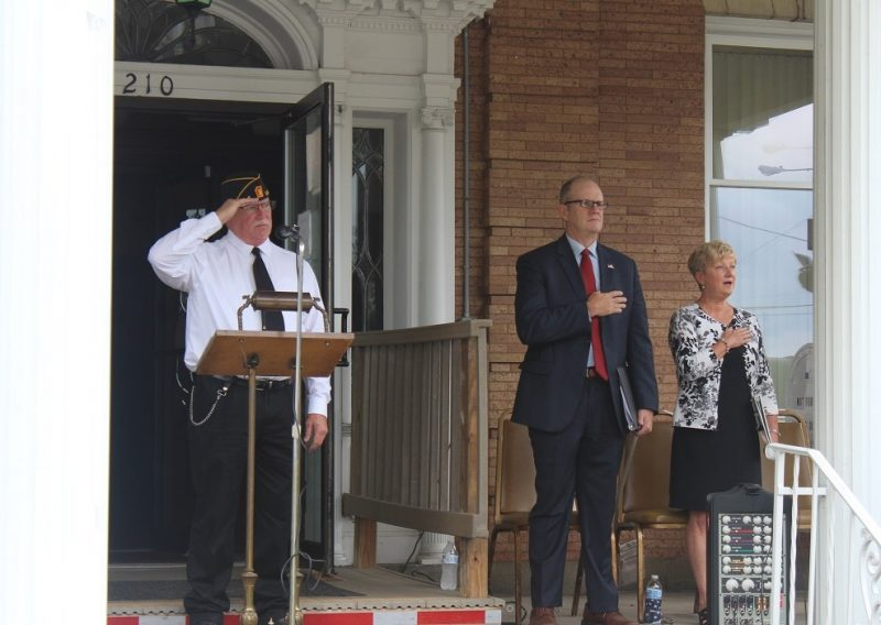 Clearfield Celebrates 100th Anniversary of American Legion