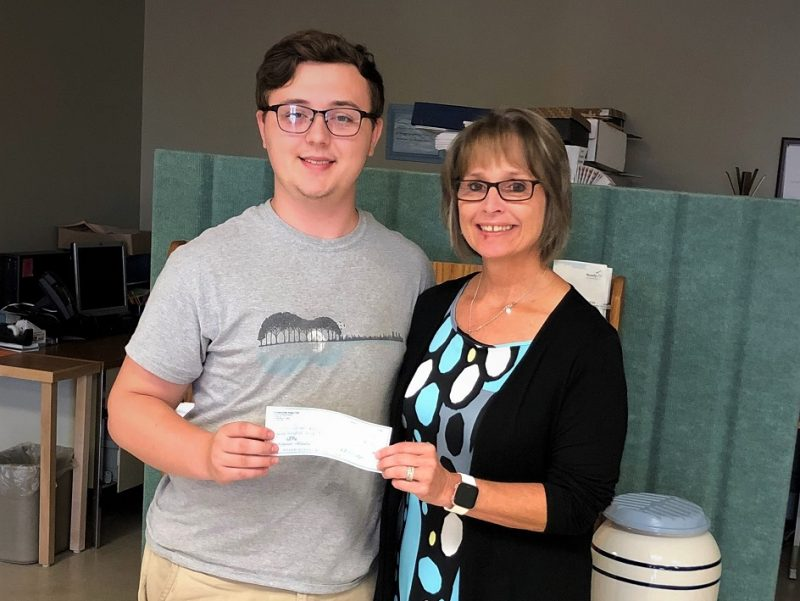 Curwensville Rotary Announces Scholarship Winner
