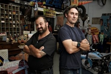 American Pickers Hunting for Antiques in Pennsylvania