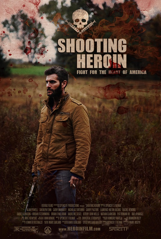 """Shooting Heroin"" Movie to Premier at Rowland Theatre in Philipsburg"
