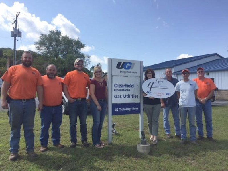UGI Supports United Way's Jeans for Teens Program