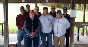 Sportsmen's Club Holds Final Deer Target Match