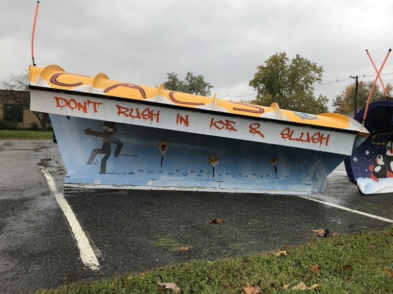 Online Voting Set for Paint the Plow Program in North Central Region