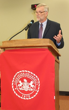 LHU Clearfield holds 30th Founders' Day Convocation Awards Celebration