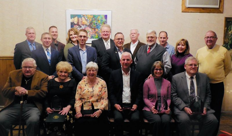Clearfield Chamber Holds Annual Awards Banquet