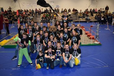 DuBois Takes Fourth Consecutive Win in BEST Robotics