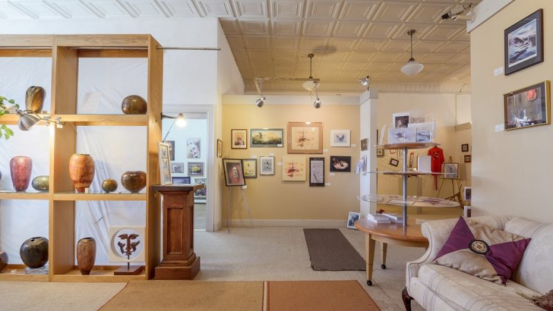 First Friday Event is Nov. 1 at Winkler Gallery
