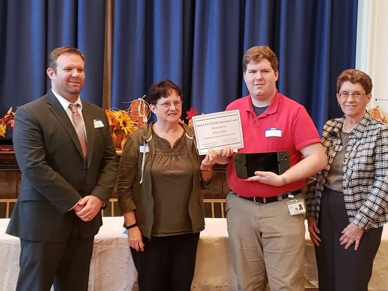 Mo-Valley Technology Education Program Receives PASR Grant