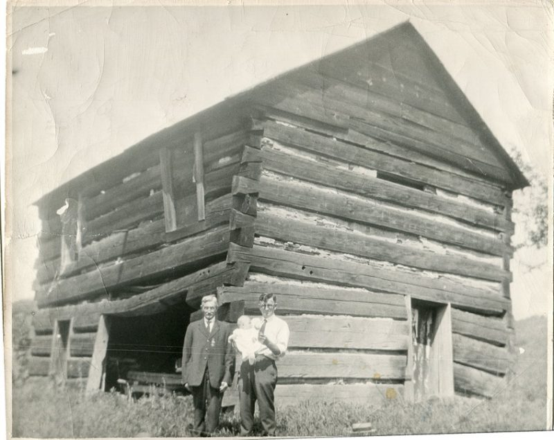 Throwback Thursday: The Last Days of Original Bloody Knox Cabin