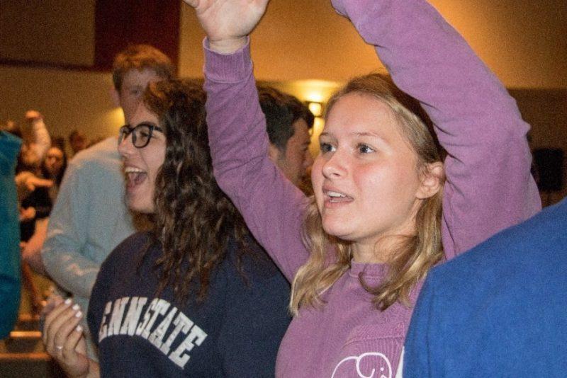 Dubois Central Catholic Celebrates Pro-Life Week