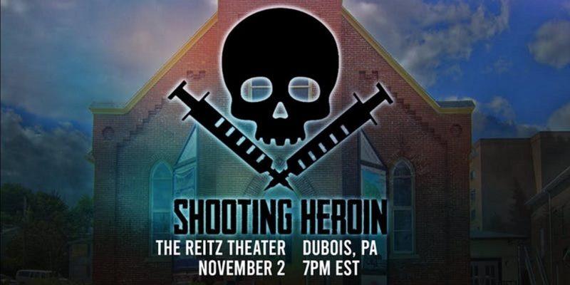 Reitz Theater to Show Shooting Heroin Film