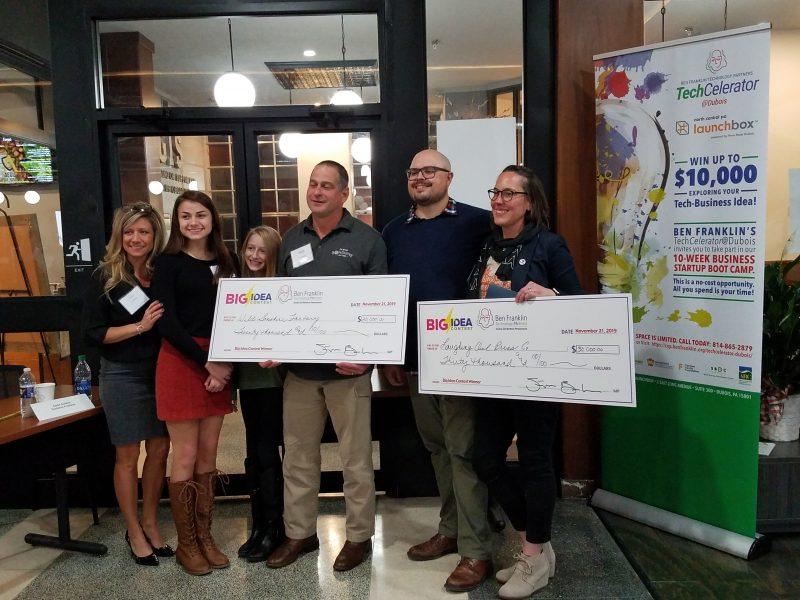 Lanich, Conklin Win Big Idea Contest