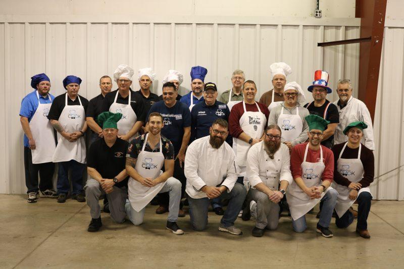 Men Who Cook Event Benefits Good Samaritan Center