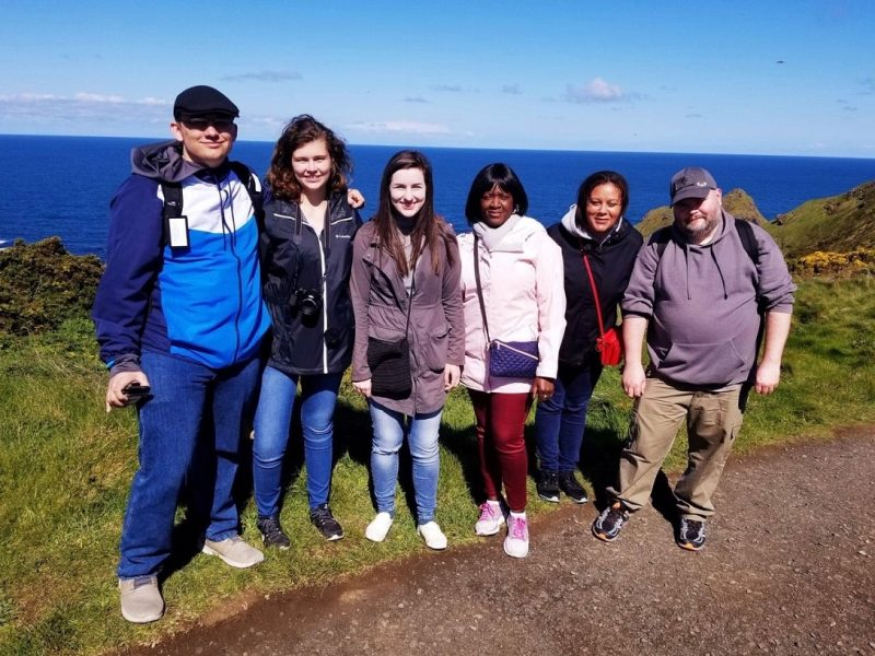 Students Share Impact of International Travel Following Trip to Ireland