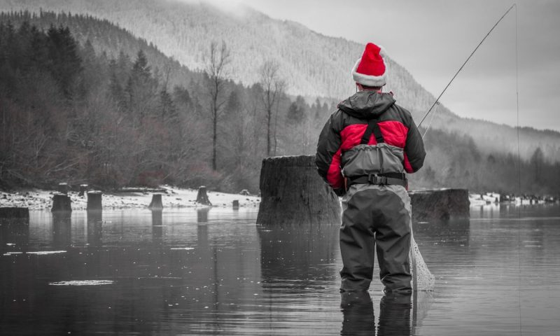 Helpful Tips for Fly Fishing in the Winter | GantNews.com