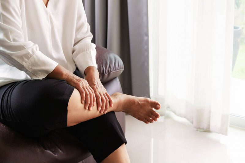 The Medical Minute: Cramps in the Legs Could Indicate Peripheral Artery Disease
