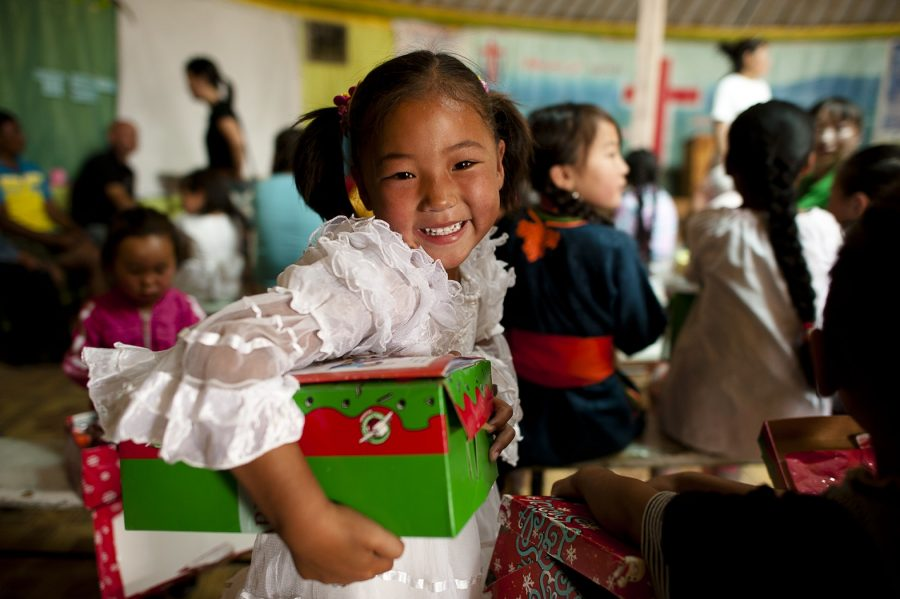 Collection Week Underway for Operation Christmas Child; Still Time to Pack A Shoebox Gift