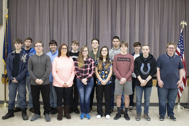 CCCTC Announces Students of the Quarter for Morning Session