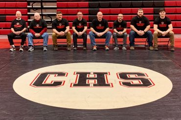 """Clearfield Wrestling Holds """"Meet the Bison"""" Night"""