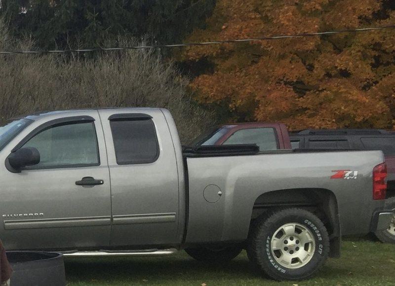 JUST IN: State Police Seeking Information Regarding Motor Vehicle Theft