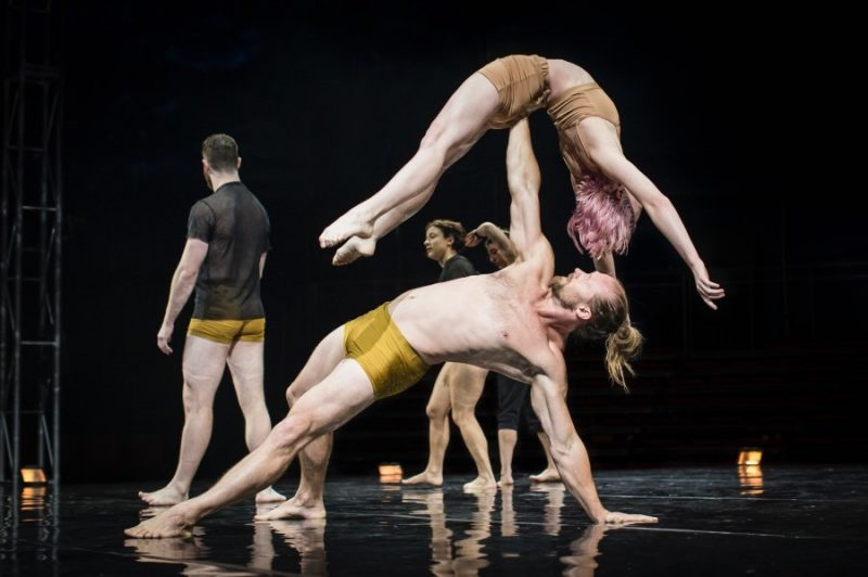 Australian Contemporary Circus Company to Perform 'Humans' Jan. 21 at Penn State