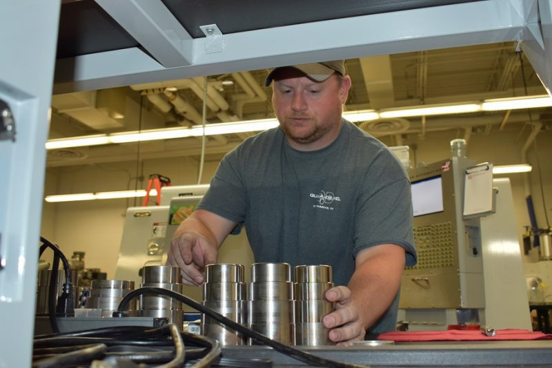 Local Introductory CNC Lathe Class Offered at Penn State DuBois