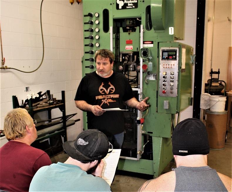 Trainees Sought for Die Setter Training Pilot Program at Penn State DuBois