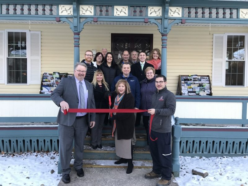 Clearfield Chamber Relocates