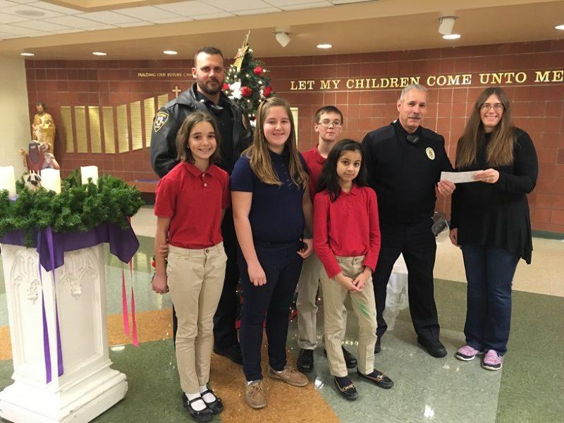 DCC Donates to DuBois City Police K-9 Unit