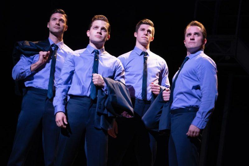 'Jersey Boys' to Return to Eisenhower Auditorium Jan. 28