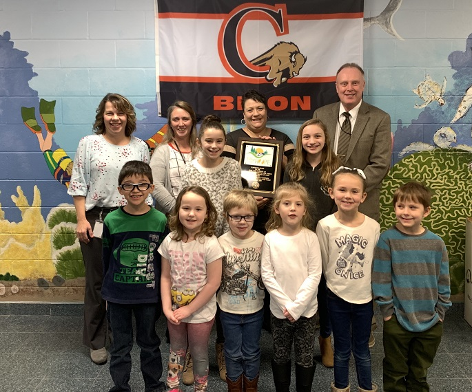 CCAAA Partners with Clearfield Elementary School Through Village of Hope Fundraiser