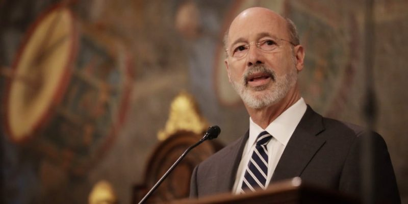 Gov. Wolf: Essential Services for Vulnerable Populations Will Continue Regardless of COVID-19 Mitigation Efforts
