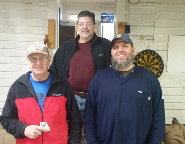 Anderson Creek Sportsmen's Club Announces Results of First Winter Rifle Match